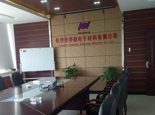 Changsha Saneway Electronic Materials Co., Ltd.